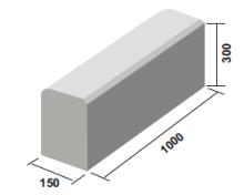 guias de concreto imagem 1